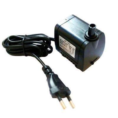 Pumps Submersible Water Pump Hydroponic for Aquarium Rockery Fountain Fish Pond