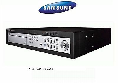 Samsung SHR-5082P 8 Channel Surveillance DVR DVD-RW Security MP4 CCTV USB LAN