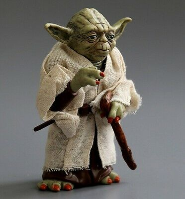Star Wars Jedi Knight Yoda EPISOD 3 ACTION FIGURES MODL COLLECTION NEW TOYS