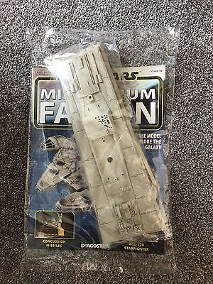 DEAGOSTINI STAR WARS BUILD THE MILLENNIUM FALCON Issue 36 - Hull & Ramp Frame