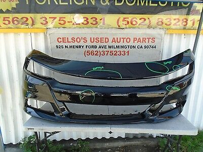 CPP Replacement Fog Light Bezel CH1039169 for 2015-2017 Dodge Charger