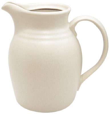 Noritake Colorvara Pitcher, 72-Ounce, White