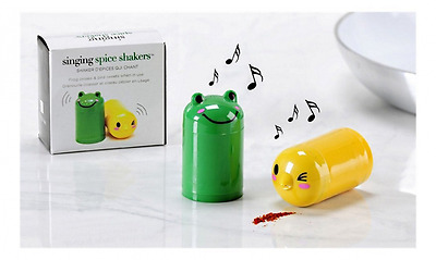 Singing Spice Shakers
