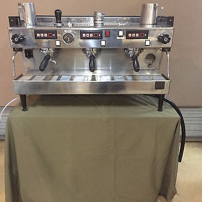 La Marzocco Linea Group 3 Espresso Machine Semi-Automatic (EE) - Stainless Steel