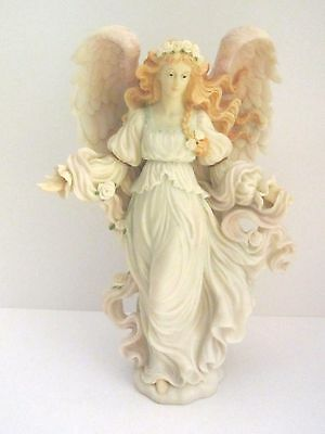 "Seraphim Classic Nature's Angel Alyssa 1995 #70919 Limited Edition 12"" Tall"