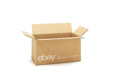 """Classic - eBay Branded Boxes 12"""" x 6"""" x 6"""" - Shipping Supplies"""