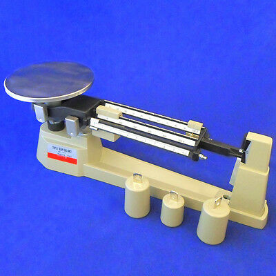 Triple Beam Balance with Weights - ME448-0000