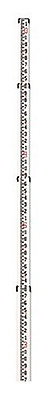 CST/berger 06-813C Aluminum 13-Foot Telescoping Rod in Feet, Inches, and Eighths