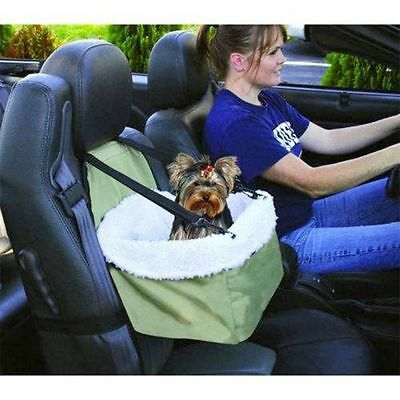 Small Dog Cat Pet Supplies Booster Travel Car Seat Carriers Hammock Safety