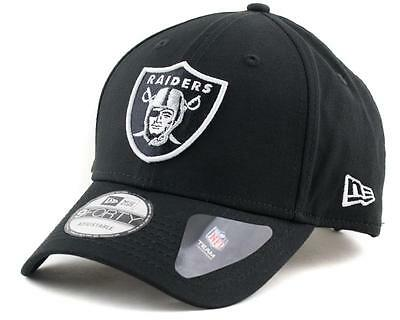 Oakland Raiders New Era NFL Team 9Forty Hat Genuine Merchandise Cap