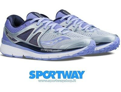 TG. 37.5 Saucony Triumph Iso 3 Scarpe Running Donna