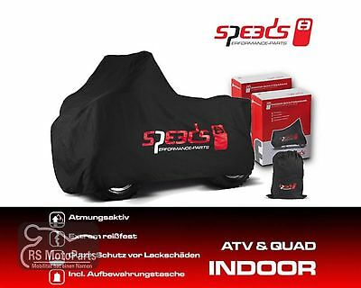 Abdeckplane Quadgarage ATV Speeds Indoor 226x127x120cm