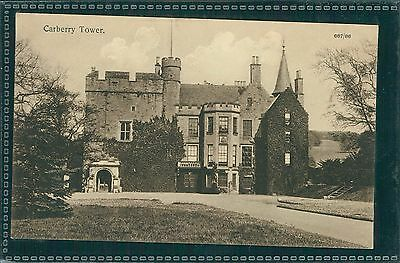 Carberry Tower, Country House, Musselburgh, East Lothian. Printed, C1920.