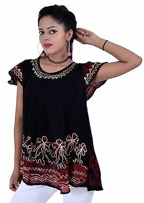 Fashion Women Ladies Mix Designs Pack of 10 Ladies Blouse Shirt Casual Tops