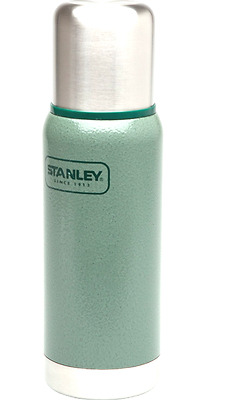 Stanley Adventure 500ml 17oz Vacuum Flask Green Personal size Hot Drink