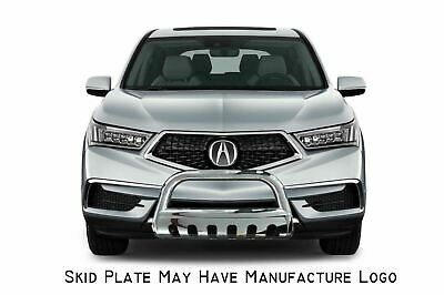 APU 2013-2018 Acura RDX  Stainless Rear Bumper Guard Double Layers