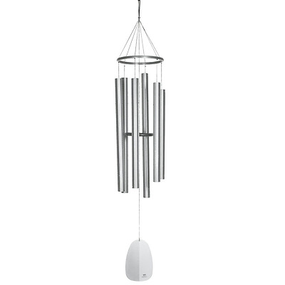 Woodstock Chimes of Apollo Silver Windsinger Windchime