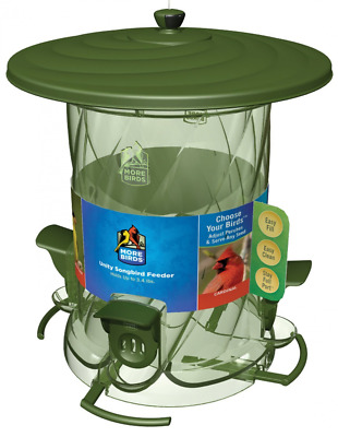 Classic Brands Topperscot 24 Unity Songbird Feeder, 3.4-Pound Capacity