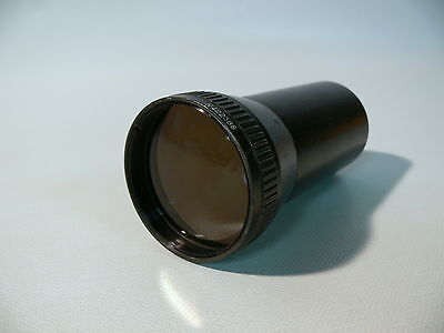 USSR MMZ КО-120M 1:1.8 F=120 мм lens for 35mm film MOVIE PROJECTOR Petzval lens