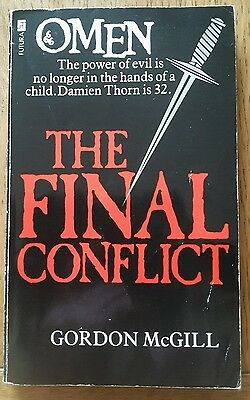 Omen III: The Final Conflict by Gordon McGill (Paperback, 1989) ...