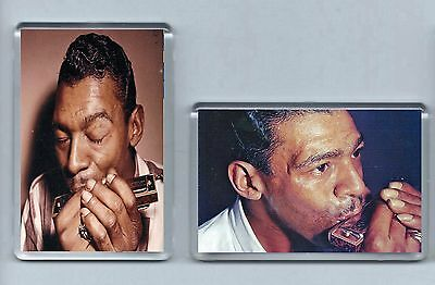 Magnets x 2 : LITTLE WALTER RnB Blues Rhythm and Blues
