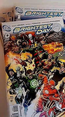 DC Brightest Day (2010) Series Lot with Extras 28 Comics See Listing Details