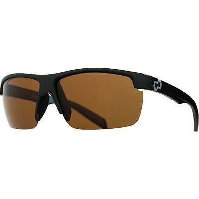 Native Eyewear Linville Polarized Sunglasses Asphalt/Brown One Size