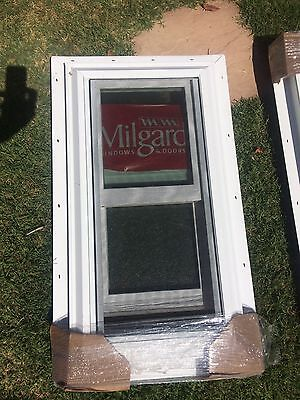 Milgard Double Hung Window