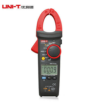 NEW UNI-T UT213 Series LCD Digital Clamp Multimeters True RMS 600V/400A 10Hz~1MH