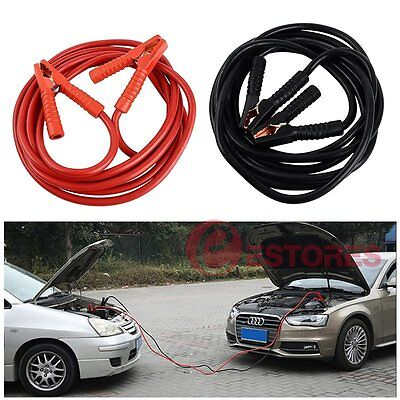 5M Heavy Duty 1000AMP Jumper Leads Battery Start Starter Booster Cable Car Truck