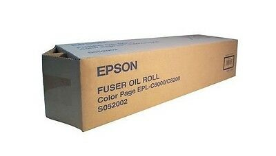 Epson Fuser Oil Roll - S052002 -  Color Page EPL - C8000/C8200