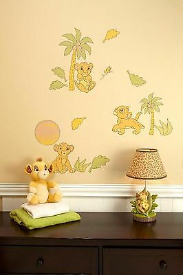 Lion King Wall Decals by Disney Baby