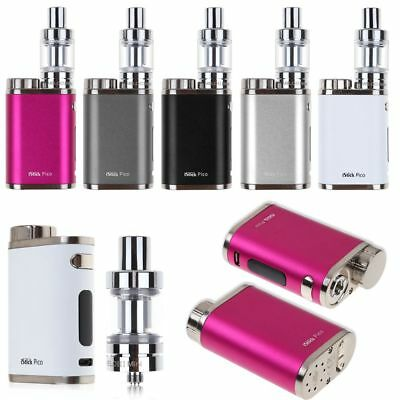 New Stainless For Eleaf iStick Pico Kit 75W TC With Melo 3 Mini Tank Starter Kit