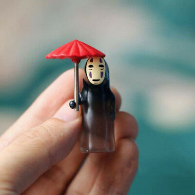 Studio Ghibli Spirited Away No-Face Holding An Umbrella Resin Figure Statue