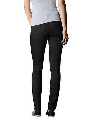 Jeanswest Maternity Skinny Jeans Absolute Black - Size 10
