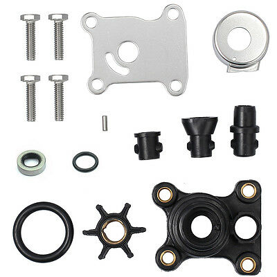 Jahy Impeller Kit 394711 WATER PUMP KIT FITS 9.9, 15 HP 2 AND 4 STROKE