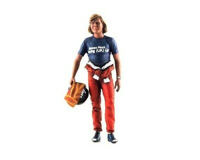 LE MANS miniatures Figurine 1/18 James Hunt