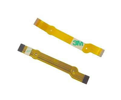 2 X Lens Zoom Aperture Ribbon Cable Flex for Sigma 18-200 mm OEM Type 3