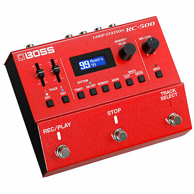 Boss RC-30 Dual Loop Station Pedal