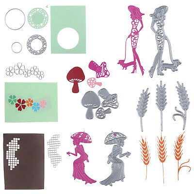 Cutting Dies Mold Stencils From China DIY Scrapbook Album Paper Cards Embossing