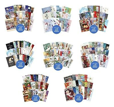 Hunkydory The Little Book Sample Pack A6 Sheet / 150 gsm - Christmas Collections