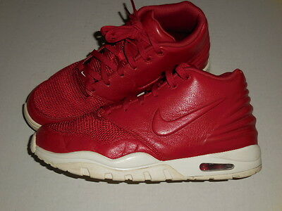 05ee4dad93b4 NEW NIKE AIR Entertrainer Men s Shoes Gym Red Sail 819854 600 ...
