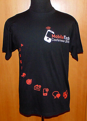 Shirt Mobile Tech Conference 2010  Gr.L