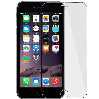 100% Genuine Tempered Glass Film Screen Protector For Apple Iphone 7