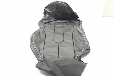 Genuine Range Rover Evoque Front Right Drivers Leather Seat Back Squab Cover