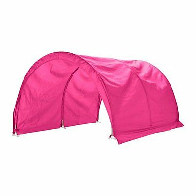 Ikea kura Bed Tent Turquoise/pink Bedroom Kids New and Sealed, FREE SHIPPING