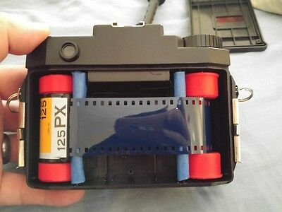 35mm to 120 film camera adapter Set Kodak Canon Nikon