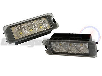 Volkswagen LED CANBUS Rear Number Plate Light Licence Lamp VW Golf Scirocco Polo