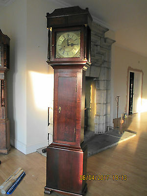 Thomas Hayden Dudley 8 Day Longcase Grandfather Clock Circa 1760
