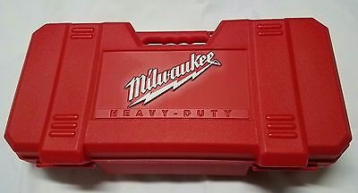 Milwaukee Heavy Duty Reciprocating Sawzall Case (Case Only) Fits Most        New